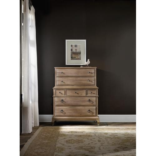 Corsica Chest on Chest