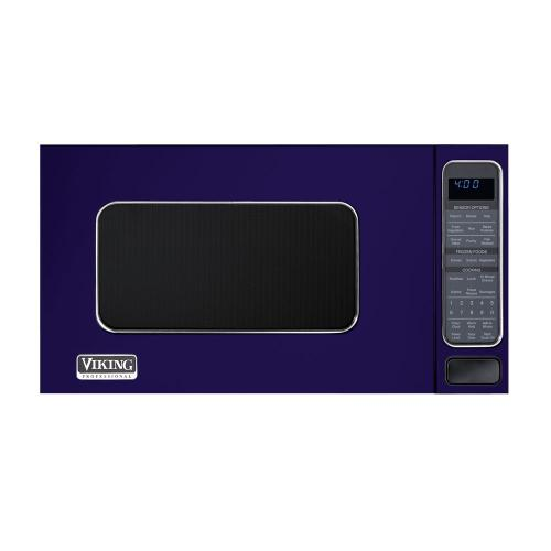 Viking - Cobalt Blue Conventional Microwave Oven - VMOS (Microwave Oven)