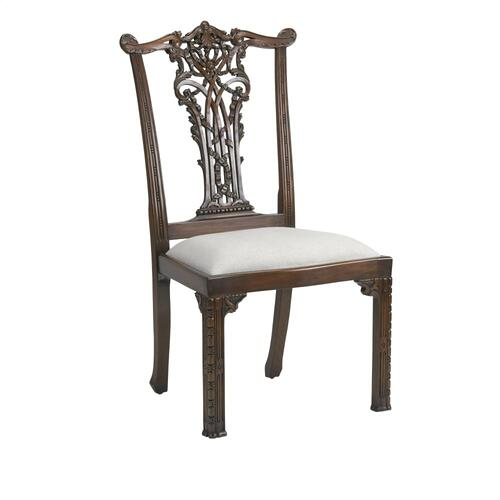 Ribbon Back Side Chair
