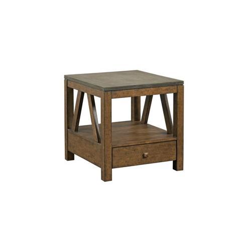 Mason Drawer End Table
