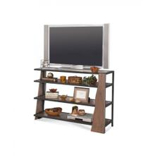 """See Details - 16362 Wildwood """"Live Edge"""" Industrial TV Console"""