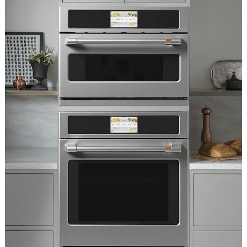 "Café 30"" Smart Five in One Wall Oven with 240V Advantium® Technology"