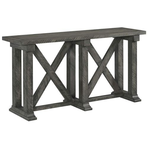 7062 Old Forge Sofa Table