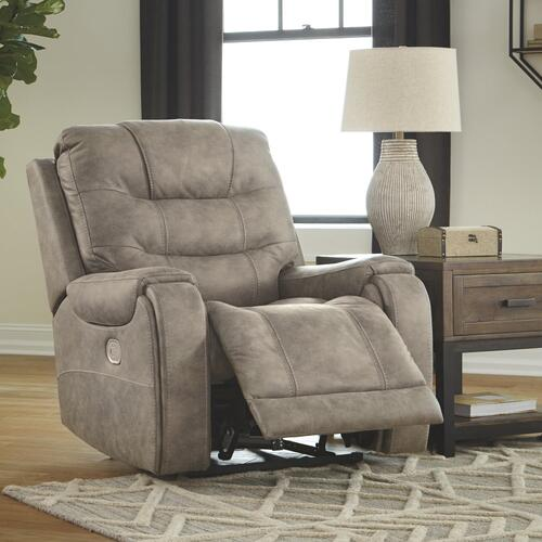 Signature Design By Ashley - Yacolt Power Recliner