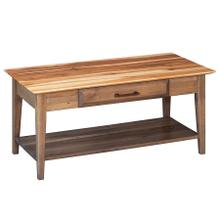 See Details - Simplicity Coffee Table