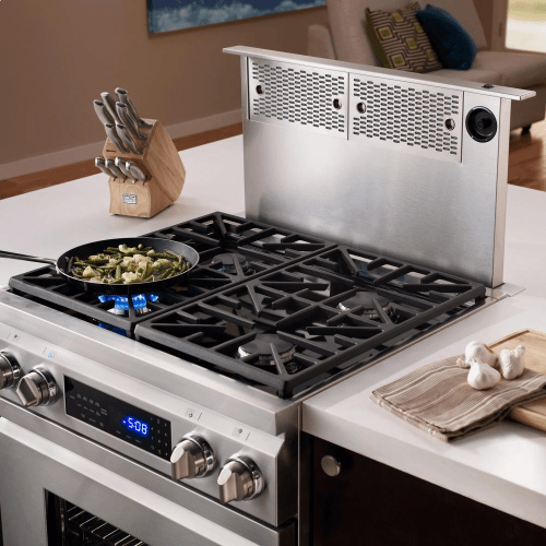 "Distinctive 30"" Slide-In Dual-Fuel Range,, in Stainless Steel with Liquid Propane"