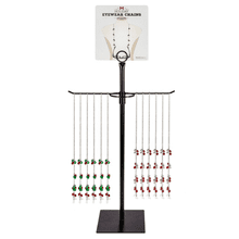 Christmas Eyewear Chains Fixture & Sign. ()