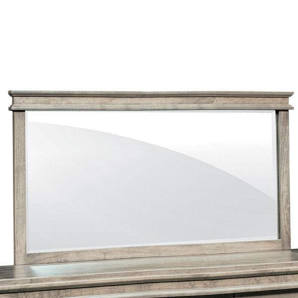 See Details - Montgomery 6-Drawer Dresser Mirror, 36 'w x 38'h