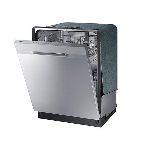 StormWash™ Dishwasher with Top Controls in Stainless Steel
