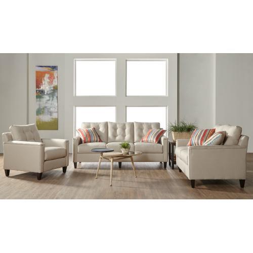 Hughes Furniture - 6800 Sofa