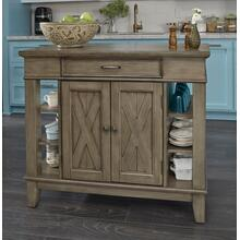 Walker Kitchen Island