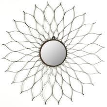 See Details - Flower Mirror - Rstc Powder Coated