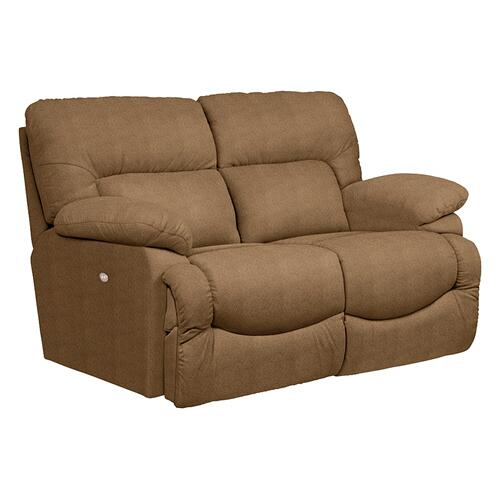 Asher Power La-Z-Time® Full Reclining Loveseat