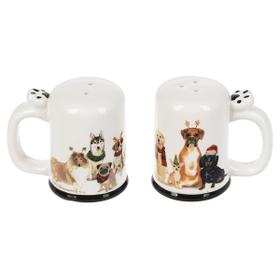 Dog-gone Salt & Pepper Shaker (1 pair)