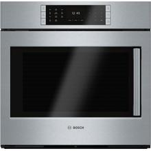 View Product - Benchmark® Single Wall Oven 30'' Door hinge: Left, Stainless steel HBLP451LUC