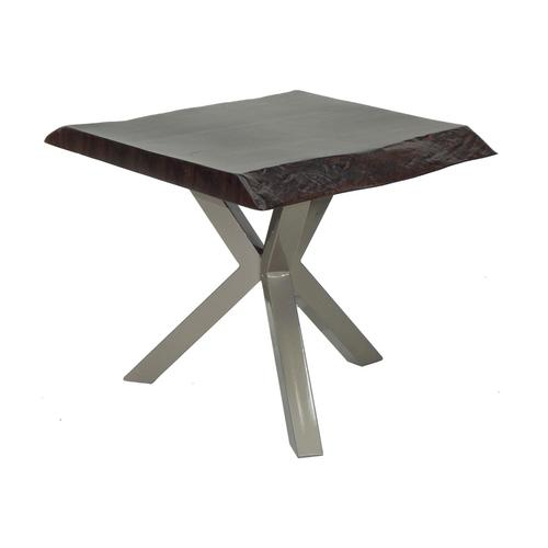"""Castelle - 22"""" Altra Square Side Table"""