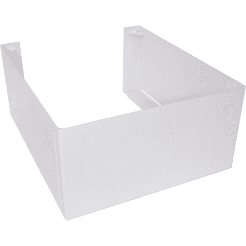 Asko - Logic Pedestal White