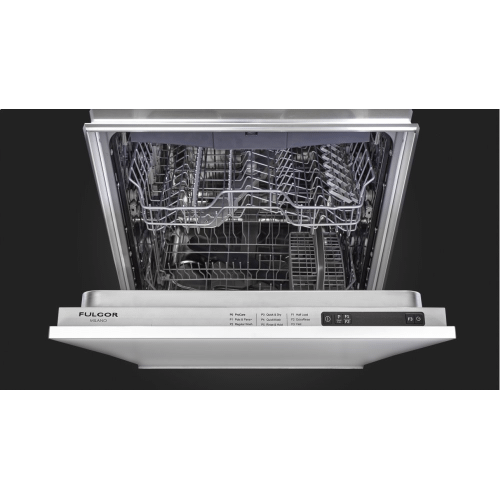"24"" Overlay Built-in Dishwasher - Overlay Panel"