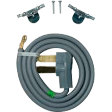 See Details - 4' 3-Wire 40 amp Range Cord