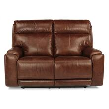 Sienna Power Reclining Loveseat with Power Headrests