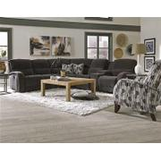 Armless Recliner Product Image