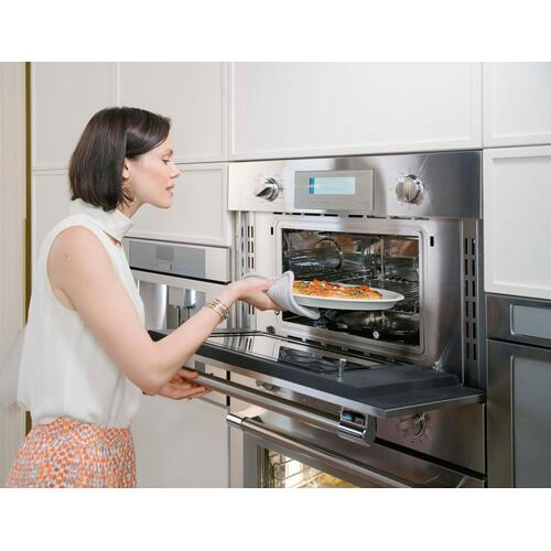 Single Wall Oven 30'' Professional Stainless Steel POD301W