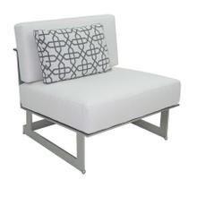 View Product - Eclipse Sectional Armless Lounge Chair