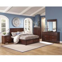6/0 WK Storage Bed - Mirror