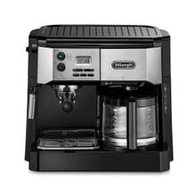 See Details - All-in-One Coffee & Espresso Maker, Cappuccino, Latte Machine + Advanced Milk Frother - BCO430BM