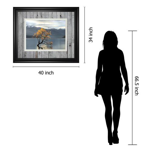 "Classy Art - ""Undisturbed"" By Michael Cahill Framed Print Wall Art"