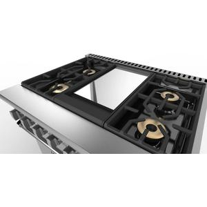 VikingViChrome Griddle accessory - CRG7VGR Gas and Dual Fuel Accessories