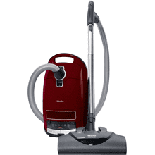 Complete C3 SoftCarpet PowerLine - SGFE0 - canister vacuum cleaners with electrobrush for thorough cleaning of heavy-duty carpeting.