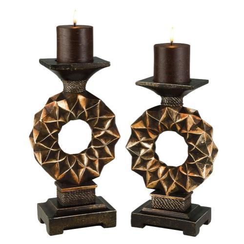 Furniture of America - Mabel Candle Holder Set (4/box)