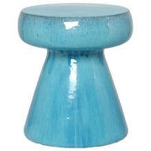 Mushroom Stool, BLUE, ONE
