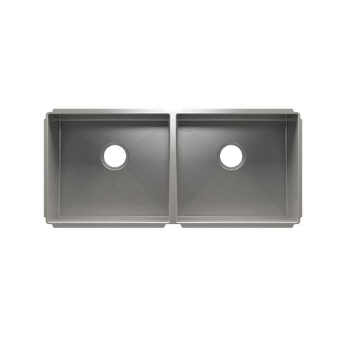 """J7® 003963 - undermount stainless steel Kitchen sink , 18"""" × 16"""" × 8""""  18"""" × 16"""" × 8"""""""