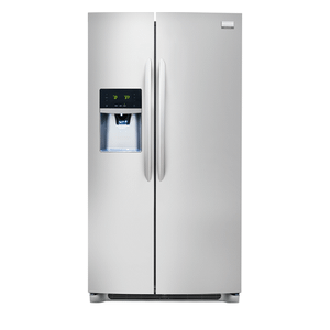 Out of Box Display Model Frigidaire Gallery 25.6 Cu. Ft. Side-by-Side Refrigerator