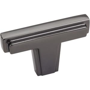 """2"""" Overall Length Cabinet """"T"""" Knob. Product Image"""