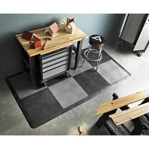 """Gladiator - 12"""" x 12"""" Tile Flooring (48-Pack)"""