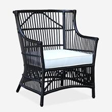 Winston Occasional Chair, Black 30x28x35