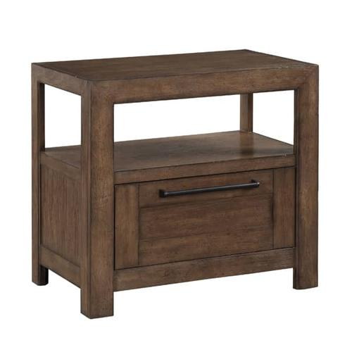 Arcadia Open Nightstand