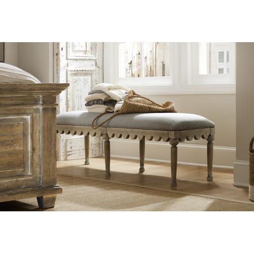 Boheme Madera Bed Bench