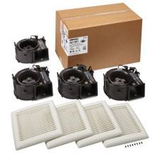 See Details - Broan® 110 CFM Ventilation Fan finish pack, 1.0 sones, ENERGY STAR Certified