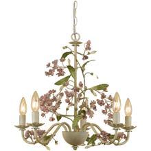 See Details - AF Lighting Grace Five-Light Chandelier, 7045-5H