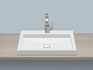 Sit-on basin Product Image