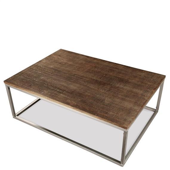 Riverside - Rectangular Coffee Table - Brindled Fawn Finish