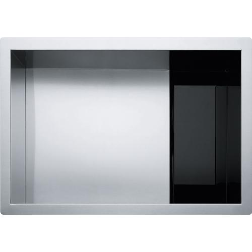 Crystal CLV110-24 Stainless Steel