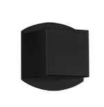 Volume Control Trim Kit, SQU + Safire Brushed Nickel Product Image