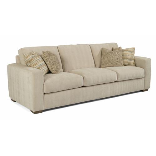 Flexsteel - Collins Large Three-Cushion Sofa