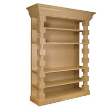 Euclid Block Bookcase