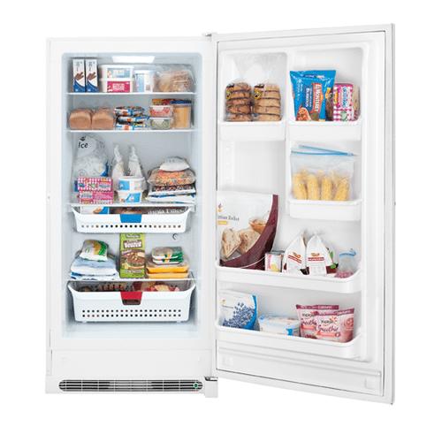 Frigidaire - Frigidaire 20.5 Cu. Ft. Upright Freezer